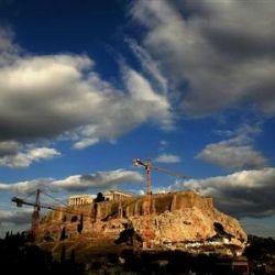 Афинский Акрополь поместят под крышу
