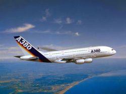 Airbus продает первый лайнер А380