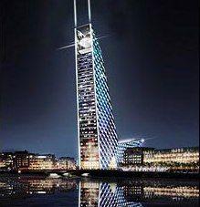 Группа U2 построит самый высокий небоскреб в Ирландии