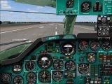 В Москве аварийно приземлился самолет Ту-134