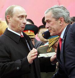 Владимир Путин уже задумывается о смене власти в Вашингтоне