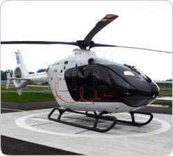 """Hermès взлетает в небо: модный Дом \""""сшил\"""" стильный вертолет"""