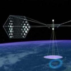 Электроэнергия придет из космоса