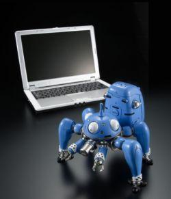 Робот Tachikoma из мультфильма «Призрак в доспехах» появится в уменьшенном варианте (видео)