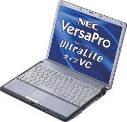 Новые ультрапортативные ноутбуки NEC работают автономно до 14,5 часов