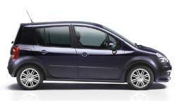 Компания Renault представляет две новых модели в сегменте «B»: новый Modus и Grand Modus