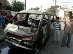 Новый теракт в Багдаде: четверо погибли, 25 ранены