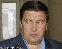 Генпрокуратура требует освободить генерала ФСКН Александра Бульбова