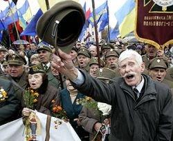 Виктор Ющенко хочет приравнять националистов к ветеранам ВОВ