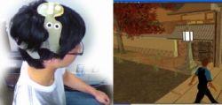 Японцы создали устройство для игры в Second Life, способное читать мысли