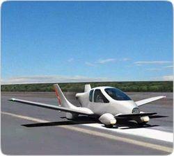 Летающее авто по цене спорткара: панацея от пробок за $140 тысяч
