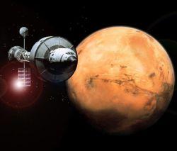На Марс полетит алюминиевый нанокорабль