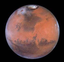 О грядущем глобальном похолодании землян может предупредить Марс