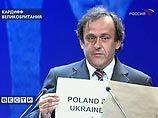Англия, Италия или Испания готовы отобрать у Украины права на ЕВРО-2012