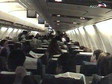 В аэропорту Внуково пассажиры 5 часов просидели в самолете