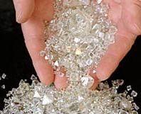 Рынок впервые столкнулся с дефицитом алмазов
