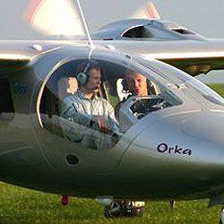 Новая туристическая услуга - воздушное такси