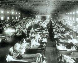 Ученые создали модель эпидемии в мегаполисе