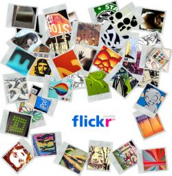 Компания Yahoo запустил версию Flickr для телефонов iPhone