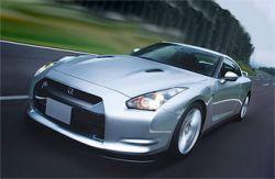Новый суперкар Nissan GT-R