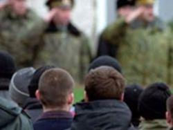 """Минобороны забрило в армию 30 тысяч """"лишних"""" новобранцев"""
