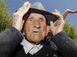 В Испании отметил день рождения самый пожилой европеец
