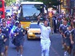 Лондон накануне открытия Олимпиады