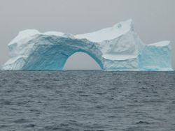Ледяной покров Гренландии почти растаял