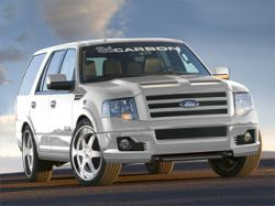 Ford приготовил рэперскую версию своего внедорожника Ford Expedition