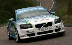 Volvo C30 - новый гоночный автомобиль