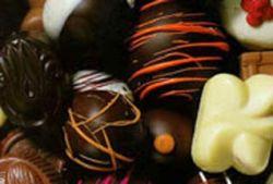 В Италии проходит фестиваль шоколада