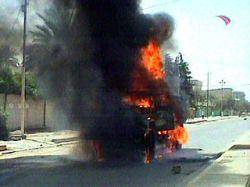 Теракт на севере Ирака. Погибли четверо, 75 человек ранены