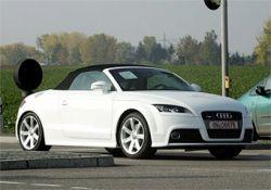 Заряженная модификация Audi TT-S
