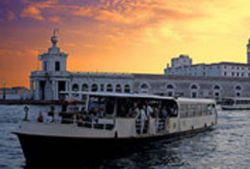 С 2008 года в Венеции появится водный трамвай, предназначенный только для местных жителей