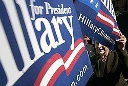 Кандидаты в президенты США померились спонсорами