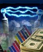Немецкие концерны идут на повышение цен на электричество и газ