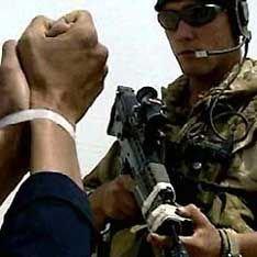 Армия США избавилась от последователя Христа
