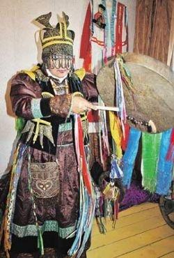 Для победы над Англией привлекли шаманов