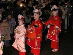 В Киото прошел фестиваль гейш (фото)