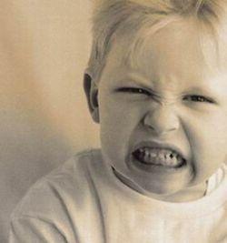 Дети с неконтролируемой агрессией вырастают в жестоких взрослых