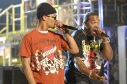 BET Hip Hop Awards 2007 - вторая ежегодная церемония исполнителей хип-хопа (фото)