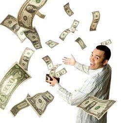 Как расстаться с деньгами и при этом их не потерять