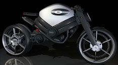 Audi займется производством мотоциклов