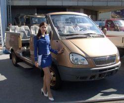 Можно ли сделать кабриолет из «ГАЗели»? (фото)