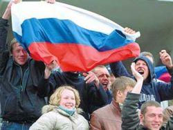 В связи с матчем Англия-Россия в спортбарах Москвы не осталось свободных мест