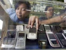 Производители мобильных телефонов несут серьезные убытки
