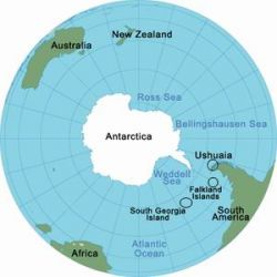 Великобритания готовится предъявить права на территорию Антарктиды