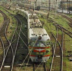 Российская Железная Дорога  потратила 150 млн долларов на перекраску вагонов