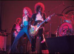 Led Zeppelin задумались о записи новых песен