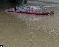 Из-за наводнений в Коста-Рике введено чрезвычайное положение